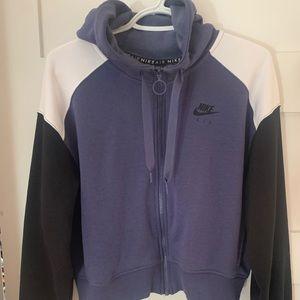 Nike Air Cropped Hoodie